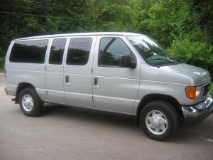 The Big Honkin' Van
